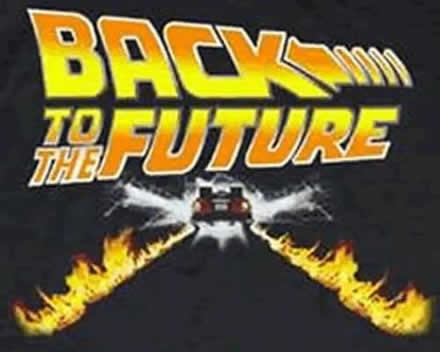 Arrestan a un hombre del futuro Back-to-the-future-delorean